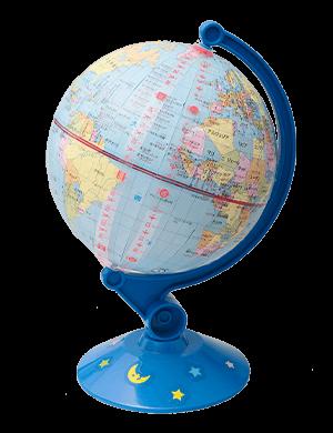 進研ゼミ 小学5年生 世界なるほど地球儀
